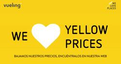 Ofertas de Vueling  en el folleto de Madrid