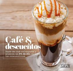 Ofertas de Café & Té  en el folleto de Madrid
