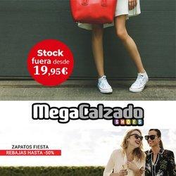 Ofertas de Megacalzado en el catálogo de Megacalzado ( Publicado hoy)