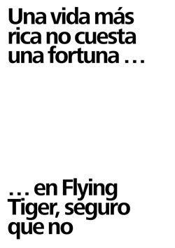 Ofertas de Seguros en Flying Tiger
