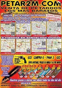 Ofertas de Ocio  en el folleto de Petar2M en Córdoba