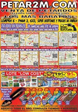 Ofertas de Petar2M  en el folleto de Barcelona