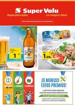 Catálogo Super Valu en Alicante ( 22 días más )