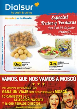 Ofertas de Dialsur Cash & Carry  en el folleto de Murcia