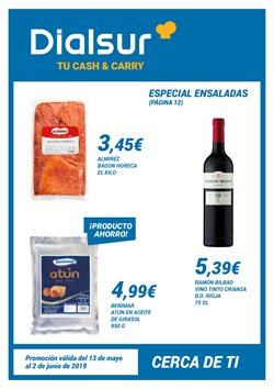Ofertas de Dialsur Cash & Carry  en el folleto de Alicante