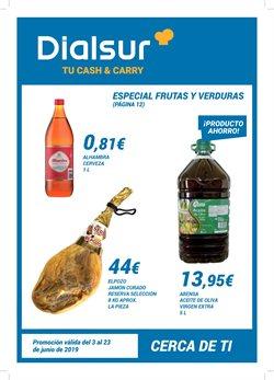 Ofertas de Dialsur Cash & Carry  en el folleto de Elche