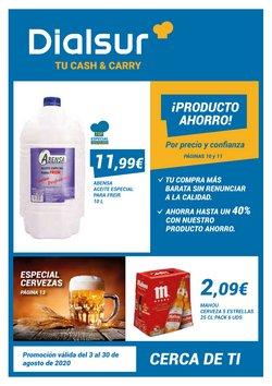 Catálogo Dialsur Cash & Carry en Elda ( 23 días más )