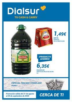 Catálogo Dialsur Cash & Carry en San Vicente del Raspeig ( Caduca hoy )