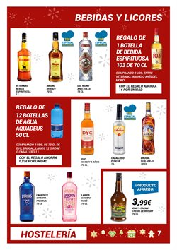Ofertas de Ron añejo en Dialsur Cash & Carry