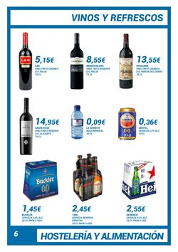 Ofertas de Buckler en Dialsur Cash & Carry