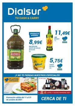 Ofertas de Dialsur Cash & Carry en el catálogo de Dialsur Cash & Carry ( 4 días más)