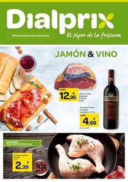Ofertas de Dialprix  en el folleto de Alicante