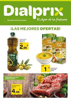 Ofertas de Dialprix  en el folleto de Castellón de la Plana