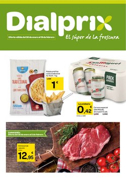 Catálogo Dialprix en Carcaixent ( Caduca hoy )