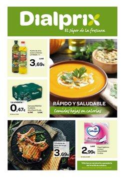 Ofertas de Hiper-Supermercados en el catálogo de Dialprix ( Caduca mañana)