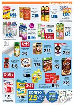 Ofertas de Cola Cao  en el folleto de Froiz en Madrid