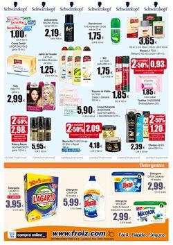 Ofertas de Crema dental  en el folleto de Froiz en Madrid