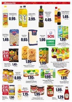 Ofertas de Arroz, pasta y legumbres  en el folleto de Froiz en Zamora