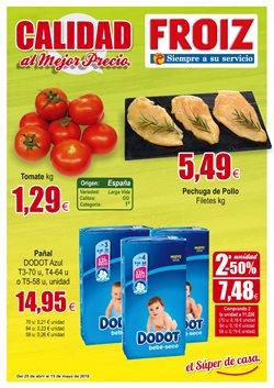 Ofertas de Froiz  en el folleto de Vigo