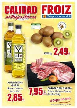 Ofertas de Froiz  en el folleto de Madrid