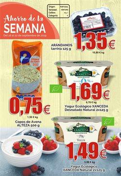 Ofertas de Hiper-Supermercados  en el folleto de Froiz en Arévalo