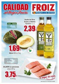 Catálogo Froiz en Ourense ( 6 días más )