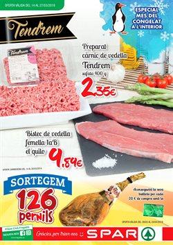Ofertas de SPAR Fragadis  en el folleto de Tarragona