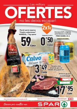 Catálogo SPAR Fragadis ( Publicado hoy)