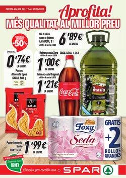 Ofertas de Coca-Cola en SPAR Fragadis