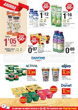 Ofertas de Alimentos sin lactosa en SPAR Fragadis