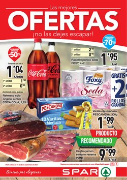 Catálogo SPAR Fragadis ( Publicado ayer)