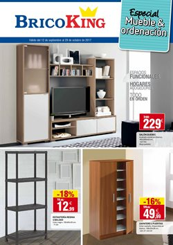 Bricoking cat logo y ofertas octubre tiendeo for Muebles bricoking