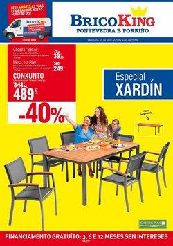 Ofertas de Bricoking  en el folleto de Vigo