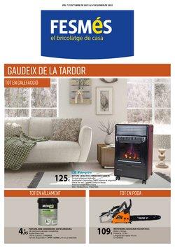 Catálogo Fes Més ( Más de un mes)