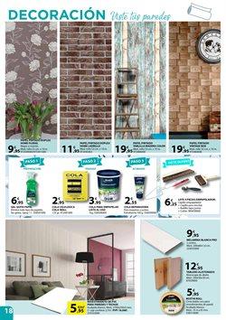 Ofertas de Materiales de construcción  en el folleto de Fes Més en Madrid