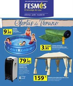 Ofertas de Jardín y bricolaje  en el folleto de Fes Més en Terrassa