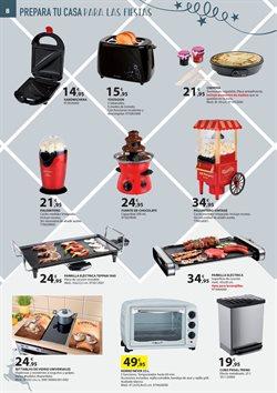 Ofertas de Sandwichera  en el folleto de Fes Més en Madrid