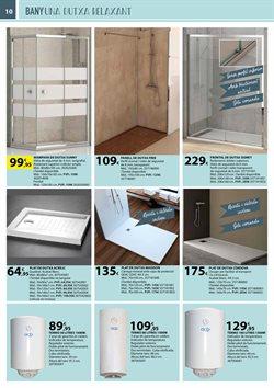 Ofertas de Plato de ducha  en el folleto de Fes Més en Vilafranca del Penedes