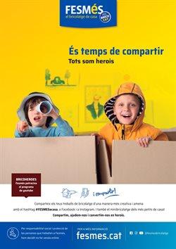 Catálogo Fes Més ( 2 días publicado )