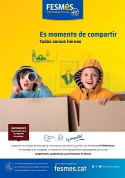 Catálogo Fes Més ( 25 días más )