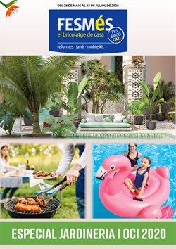Ofertas de Jardín y Bricolaje en el catálogo de Fes Més en Gava ( 22 días más )