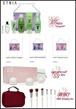 Ofertas de Etnia Cosmetics  en el folleto de Madrid