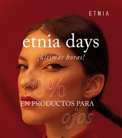 Ofertas de Etnia Cosmetics en el catálogo de Etnia Cosmetics ( Caduca hoy)