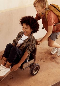 Ofertas de Mochila infantil en MANGO Kids