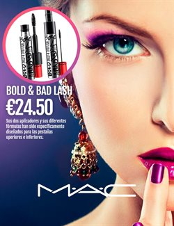 Ofertas de Mac Cosmetics  en el folleto de Madrid