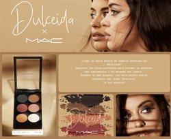 Ofertas de Mac Cosmetics  en el folleto de Sagunt-Sagunto