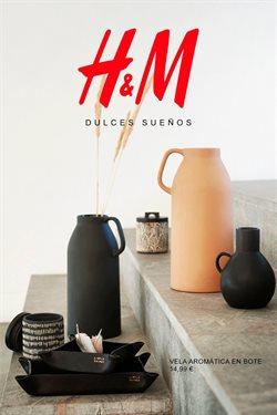 Ofertas de Velas  en el folleto de H&M Home en Madrid