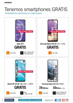 Ofertas de Samsung en el catálogo de Phone House ( Más de un mes)