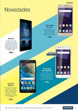 Ofertas de Nokia  en el folleto de Phone House en Madrid