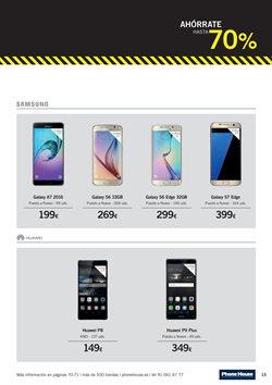 Ofertas de Samsung Galaxy  en el folleto de Phone House en Valencia